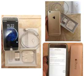 Di jual Iphone 6 (64gb) Gold