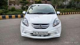 Honda Amaze 1.2 VX Automatic i-VTEC, 2013, Petrol
