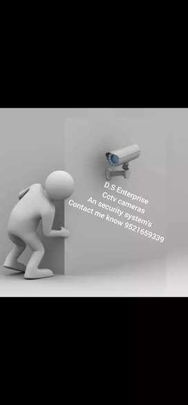 CCTV Full HD camera's