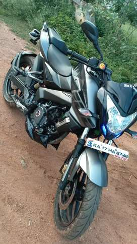 Bajaj pulser ns 200 in good condition second owner