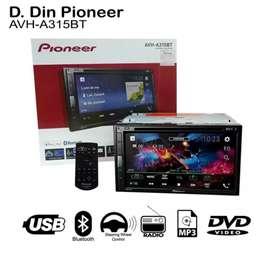 D.Din Pioneer AVH-A315 BT - Car Audio MirrorLink - Dinasti Audio