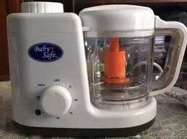 BABY SAFE FOOD MAKER BPA FREE
