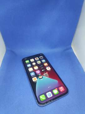 iPhone X 256GB non warranty in clean condition