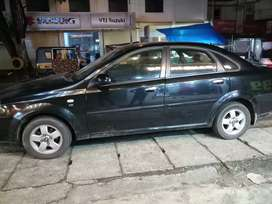 Chevrolet Optra 2004 Petrol 70000 Km Driven average tyres