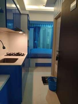Sewa apartemen murah type studio pas New furnishd view bandung selatan