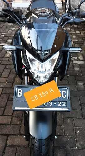 Dijual Honda CB 150 R 2017 IsTiMeWa