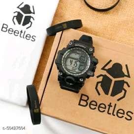 Jam tangan pria beetles