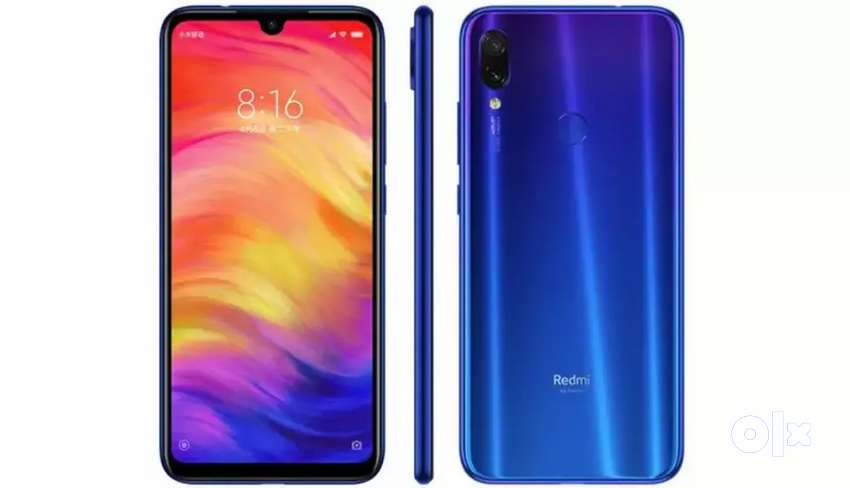 Available NOW 128GB REDMI NOTE 7 PRO SAPPHIRE BLUE 6GB 128GB 0