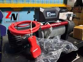 Winch 13.000 LBS 6,5 Ton penarik untuk perkebunan tambang offraod