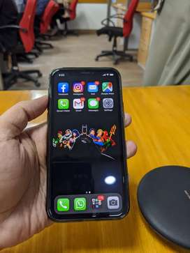 Iphone 11 pro 64 gb space grey pta approved both sims