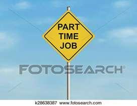 Online part-time job