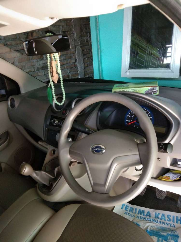 Jual mobil datdun go +panca tahun 3 barisn 2015