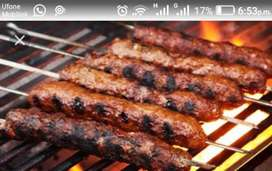 Bar B Q chef required