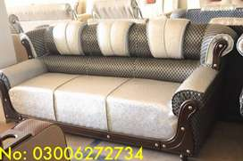 Sofa Set 6 seater 123on special Discount