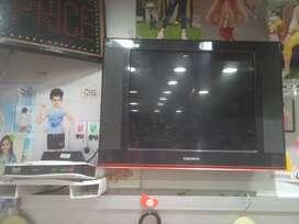 Crown colour lcd tv