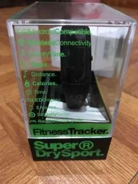Superdry fitness tracker