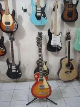 Gitar string elektrik ajib new ibanes new