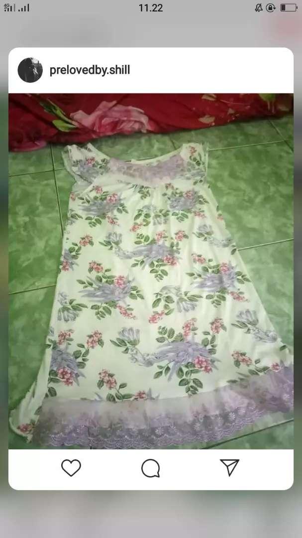 Baju tidur motif 0
