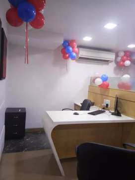 750sqft furnished office space at Rent Palasiya indore
