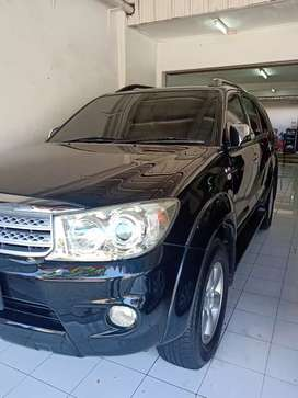 Toyota Fortuner G Dsl AT 2010 #dp 55jt#