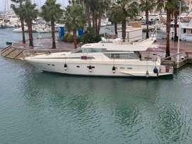 Kapal yacht Guy Couach 1700