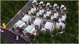 Villas with PMAY scheme