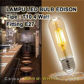 Lampu Bulb LED Edison Retro Vintage  (4 Watt)