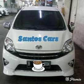 Toyota Agya TRD AT 2014 Pajak panjang