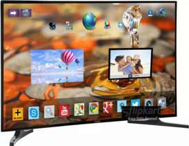 Hurry up diwali sale started 55 inches smart brand new led tv, waranty