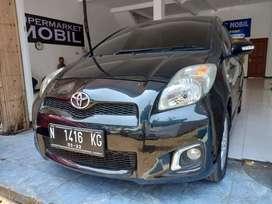 Toyota Yaris E manual 2012 bisa tt Xenia Avanza ertiga