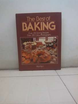Buku The Best Of Baking . By : Annette wolter & Christian Teubner .