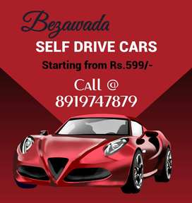 Self Drive Cars at 599 in Vijayawada
