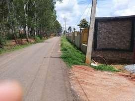 plot for sale in bengaluru, A Khatha , BMRDA
