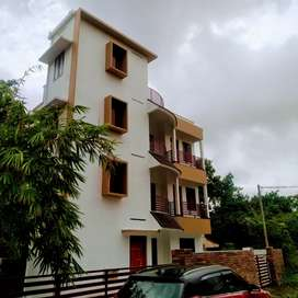 Brand New semi furnished appartment for sale in PTP nagar.