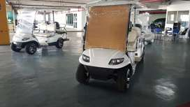golf car / mobil golf listrik baru 4+2 (6 penumpang)