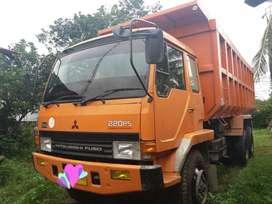 Mitsubishi fn 527 ms 6×4