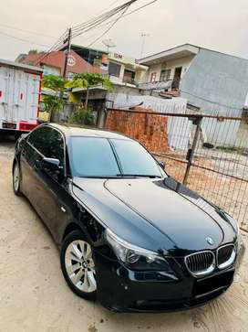 BMW 523i E60 Black On Beige 2.5cc, Elektrik Seat &Krey Not 325i 520i