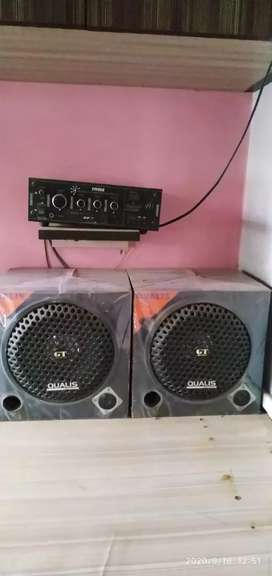 FM audio sound system