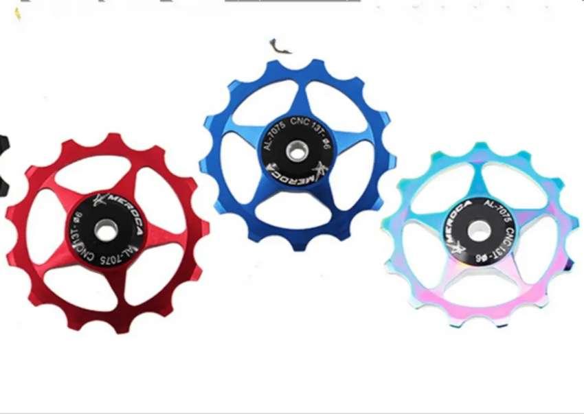 Pulley Derailleur Bearing Belakang Sepeda/Gear RD 13T