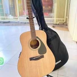 Gitar Yamaha original baru segel