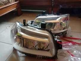 headlamp depan grandmax LED