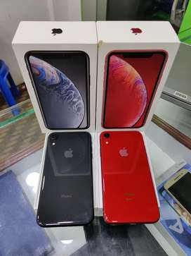 Sky mobiles iphone xr mobile 128gb ROM memory neet condition