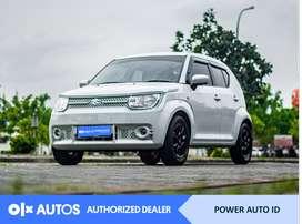 [OLX Autos] Suzuki Ignis 2017 GL 1.2 Bensin A/T Putih #Power Auto ID
