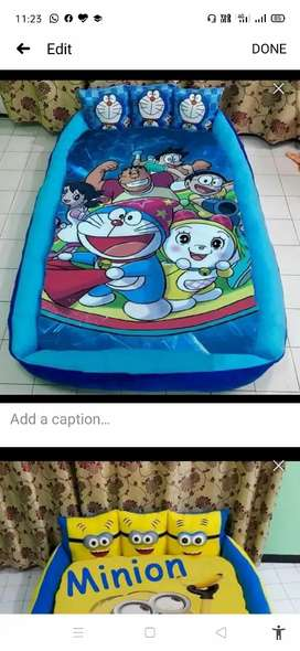 Imported Kids Cartoon Bed
