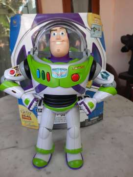 Buzz Lightyear Thinkway Toys Original Toy Story Signature Collection