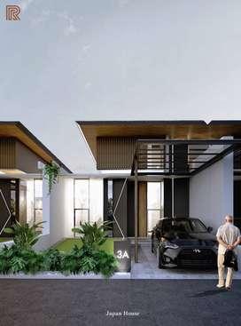 Beli Rumah Baru Mudah FREE INTERIOR Dekat Jalan Godean km. 6