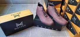 Sepatu kulit MATTEO