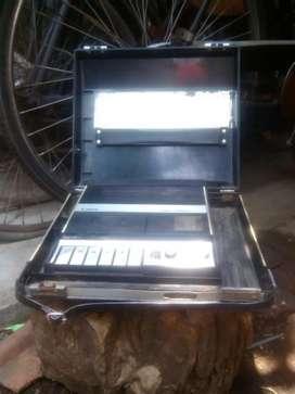Tape recorder lawas merk canon