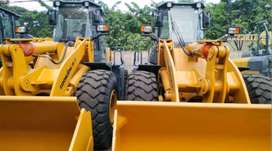 New Promo Wheel Loader Lonking Unit Lincah di Buol Sulteng