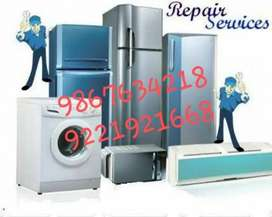 Ac frige repair service and installation